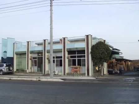 木村木材工業株式会社 埼北営業所です。埼玉県本庄市児玉町八幡山にあります。